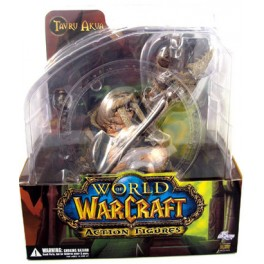 Figura Tuskarr Tavru Akua World of Warcraft Serie 1 Premium Action figure 22 cm DC Unlimited