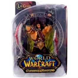 Figura Lo'Gosh Varian Wrynn World of Warcraft Series 5 Action figure 20 cm DC Unlimited
