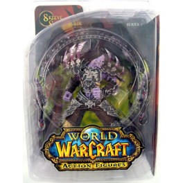 Figura Undead Rogue Skeeve Sorrowblade World of Warcraft Serie 3 Action figure 18 cm DC Unlimited