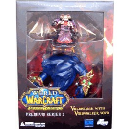 Figura Gnome Warlock Valdremar & Voyd World of Warcraft Serie 2 Premium Action figure 20 cm DC Unlimited