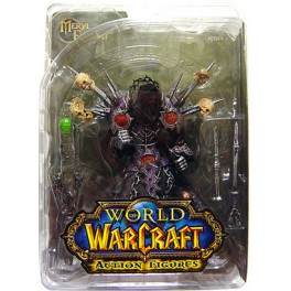 Figura Meryl Felstorm: Undead Warlock World of Warcraft Serie 1 Action figure 22 cm DC Unlimited