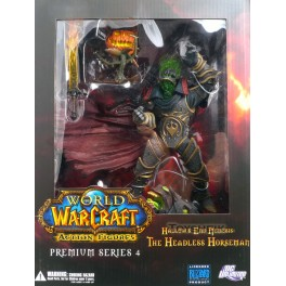 Figura Headless Horseman World of Warcraft Premium Serie 4 Action figure 20 cm DC Unlimited