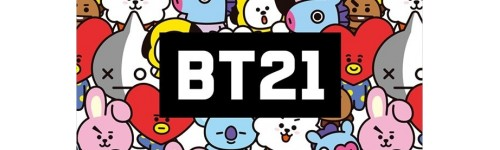 Figuras POP! BT21 Line Friends