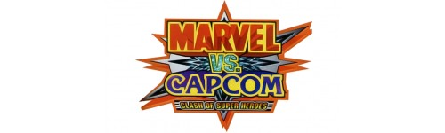 Figuras Marvel y DC Marvel vs Capcom