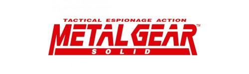 Figuras Metal Gear Solid