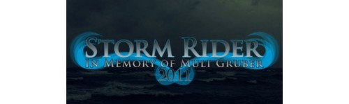 Figuras The Storm Riders