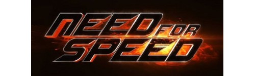 Vehiculos y naves de Cine Need for Speed