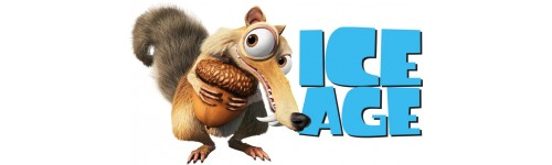 Peluches Ice Age