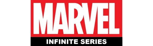 Figuras Marvel y DC Marvel Infinite Series