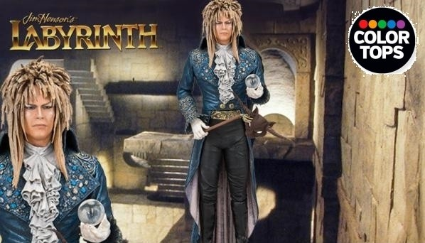 Labyrinth Color Tops Mcfarlane Toys