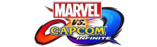 Figuras POP! Marvel vs. Capcom Infinite