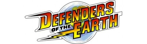 Figuras Marvel y DC Defenders of the Earth