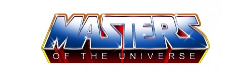 Figuras Masters of the Universe