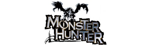 Figuras Monster Hunter