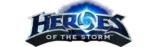 Figuras Heroes of the Storm